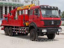 Lankuang LK5192THP360 mixing plant truck