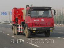Lankuang LK5202TJC40 well flushing truck