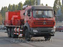 Lankuang LK5215TYL70 fracturing truck