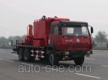 Lankuang LK5220TJG35 well flushing fluid supply truck