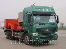 Lankuang LK5220TYL70 fracturing truck