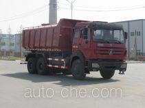 Lankuang LK5252TYA fracturing sand dump truck