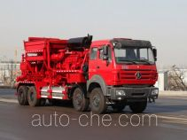 Lankuang LK5322TJC180 well flushing truck