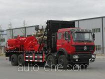Lankuang LK5352TYL250 fracturing truck