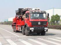 Lankuang LK5382TYL250 fracturing truck