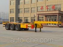 Kunbo LKB9401TJZE container transport trailer