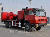 Linfeng LLF5200TYL40 fracturing truck