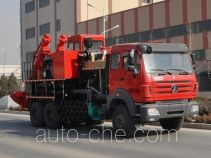 Linfeng sand blender truck