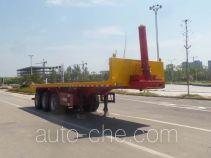 Ruiyida LLJ9400ZZXPH flatbed dump trailer