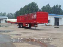 瑞宜达牌LLJ9402CCY型仓栅式运输半挂车