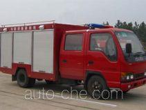 Tianhe LLX5040TXFQJ40 пожарный аварийно-спасательный автомобиль