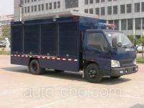 天河牌LLX5040XJBZB型警用装备车