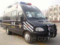 天河牌LLX5040XQCQY1型囚车