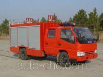 天河牌LLX5043XXFQC35J型器材消防车