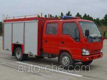 Tianhe LLX5060TXFQJ50A пожарный аварийно-спасательный автомобиль