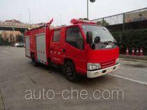 Tianhe LLX5064GXFSG20 fire tank truck