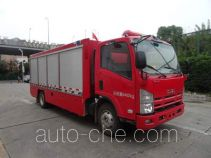 Tianhe LLX5084TXFGQ40/L gas fire engine