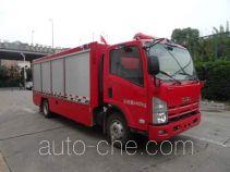 天河牌LLX5084TXFGQ40/L型供气消防车