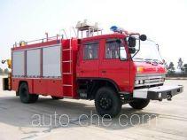 Tianhe LLX5103TXFJY75D пожарный аварийно-спасательный автомобиль