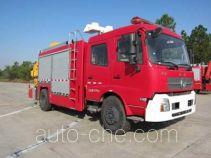 Tianhe LLX5124TXFJY90/T пожарный аварийно-спасательный автомобиль