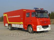 Tianhe LLX5130TXFHJ108 chemical accident rescue fire truck