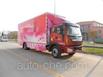 Tianhe LLX5130XWT mobile stage van truck