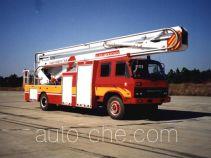 Tianhe LLX5140JXFQD25 aerial platform fire truck