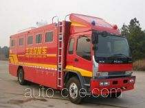 Tianhe LLX5143TXFHY25L auxiliary fire engine