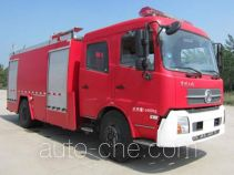 Tianhe LLX5164GXFPM60/T foam fire engine