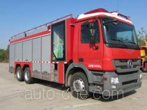 Tianhe LLX5184TXFHX20/B chemical decontamination fire engine