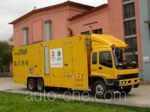 Tianhe LLX5230TDY мобильная электростанция на базе автомобиля