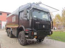 天河牌LLX5240GFB70型防暴水罐车