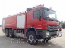 天河牌LLX5284GXFJX100/BS型机场消防车