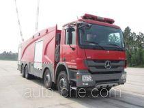 Tianhe LLX5384GXFPM180/B foam fire engine
