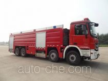 Tianhe LLX5394GXFGY200/B liquid supply tank fire truck