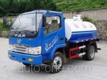 Longma LM2820F low-speed sewage suction truck