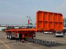 Liangshan Tiantong LML9400TPB flatbed trailer