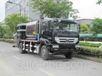 Metong LMT5168TFCW fiber layer synchronous sealing truck