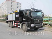 Metong LMT5255TFCX slurry seal coating truck