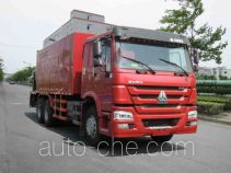 Metong LMT5257TFCX slurry seal coating truck
