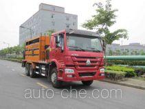 Metong LMT5258TFCX slurry seal coating truck