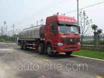 Metong LMT5312GLQW liquid asphalt transport tank truck
