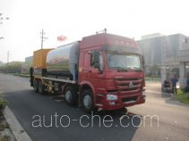Metong LMT5315TFCW fiber layer synchronous sealing truck
