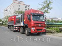 Metong LMT5316TFCW fiber layer synchronous sealing truck