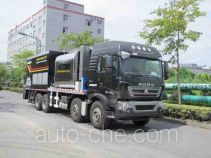 Metong LMT5318TFCW fiber layer synchronous sealing truck