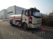 Luping Machinery LPC5100GJYC4 fuel tank truck