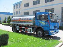陆平机器牌LPC5160GHYC3型化工液体运输车
