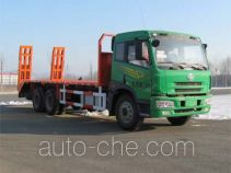 Luping Machinery LPC5250TPB flatbed truck