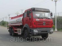 Luping Machinery LPC5253TGYN3 oilfield fluids tank truck