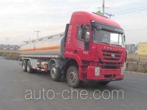 陆平机器牌LPC5310GYYH5型运油车